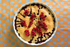 Berry Pie immagini stock