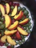 Berry Pie Lizenzfreie Stockbilder