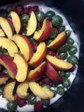 Berry Pie Lizenzfreie Stockfotos
