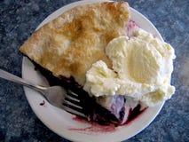 Berry Pie-Ala-Modus Lizenzfreies Stockbild