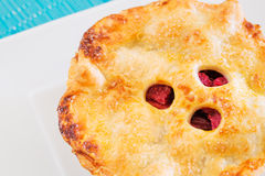 Berry Pie Stock Image