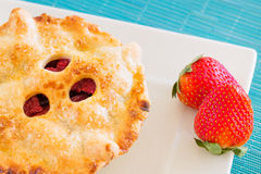 Berry Pie Royalty Free Stock Image