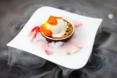 Berry pie dessert Stock Images