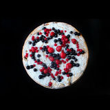 Berry Pie Sehr geschmackvoll Stockbilder