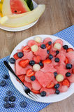 Berry salad Royalty Free Stock Photo