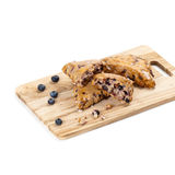 Berry Scones Royalty Free Stock Images