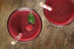 Berry smoothie Royalty Free Stock Photo