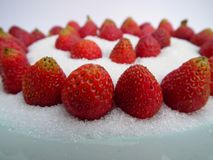 Berry, Strawberry, Red Royalty Free Stock Images