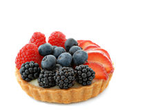 Berry Tart Royalty Free Stock Images