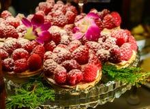 Berry tart Royalty Free Stock Image