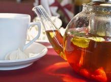 Berry tea Stock Photography