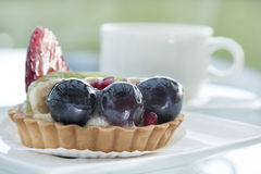 Berry torta Stock Photo