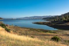 Berryessa Lake in Napa County, California Stock Photos