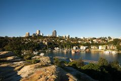 Berrys Bay, Sydney Harbour, Stock Image