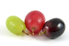 Berrys da uva Imagens de Stock