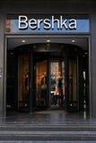 Bershka logo. Royalty Free Stock Images