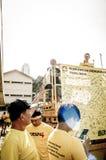 Bersih 4事件发言人卡伦牧羊人 库存照片