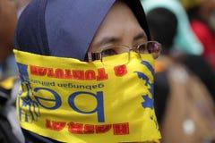 Bersih 3.0 Stock Fotografie