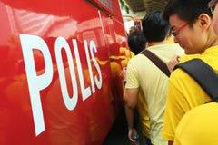 Bersih 5 Arkivbilder