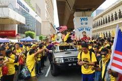 Bersih 5 Fotografering för Bildbyråer
