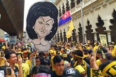 Bersih 5.0 Royalty Free Stock Images
