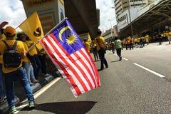 Bersih 5.0 Royalty Free Stock Photography