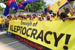Bersih 5.0 Royalty Free Stock Image