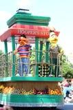 Bert и Ernie Стоковое Фото