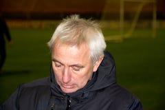 Bert van Marwijk Royalty Free Stock Image