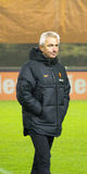 Bert van Marwijk. The coach of the Netherlands national football team. He also played for Go Ahead Eagles, AZ, MVV, Fortuna Sittard, and other clubs, as well as Stock Photography
