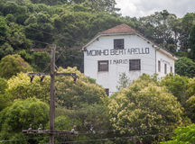 Bertanello Mill Bento Goncalves Royalty Free Stock Images
