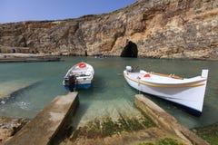 Berth Gozo, Malta Royalty Free Stock Photos