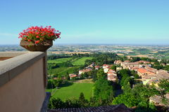 Bertinoro Royalty Free Stock Images