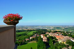 Bertinoro Stock Photos