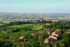 Bertinoro Stock Image