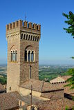 Bertinoro Royalty Free Stock Photos