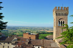 Bertinoro Stock Photography