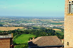 Bertinoro Royalty Free Stock Photo