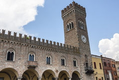 Bertinoro - Historic palace Royalty Free Stock Image