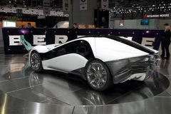 Bertone Alfa Pandion - 2010 Geneva Motor Show Royalty Free Stock Photos