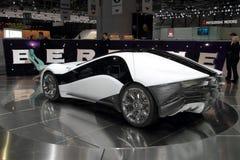 Bertone AlphaPandion - Genf-Autoausstellung 2010 Lizenzfreie Stockfotos