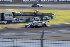 Bertrand Baguette of NAKAJIMA RACING in Super GT Final Race 66 L Stock Photo