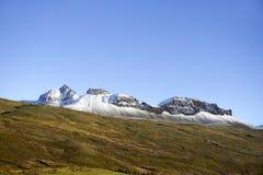 Berufjordur fjord iceland royalty free stock photography