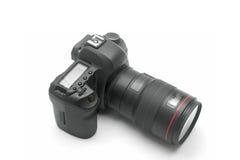Berufs-DSLR Digitalkamera Lizenzfreie Stockbilder