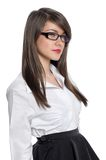 Berufsfrau Stockbild