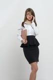 Berufsfrau Lizenzfreie Stockfotografie