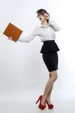 Berufsfrau Lizenzfreies Stockfoto