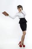 Berufsfrau Lizenzfreie Stockfotos