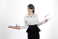 Berufsfrau Lizenzfreie Stockbilder