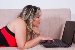 Berufsfrau lizenzfreies stockbild